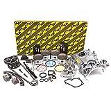 240sx ka24de timing chain kit - Evergreen OK3003/0/0/0 Fits 91-94 Nissan 240SX 2.4L DOHC 16V KA24DE Engine Rebuild Kit