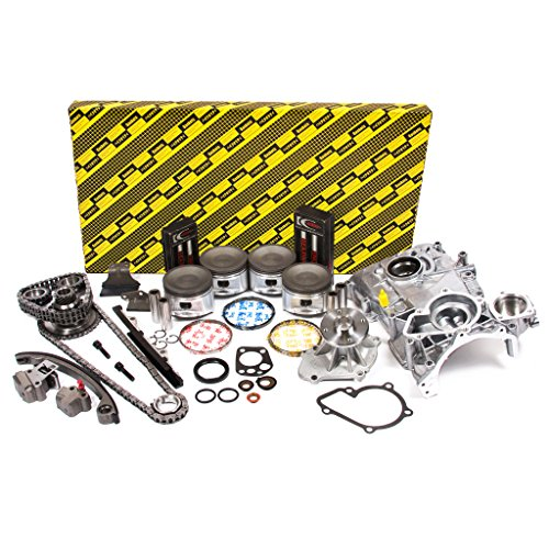 Evergreen OK3003/0/0/0 Fits 91-94 Nissan 240SX 2.4L DOHC 16V KA24DE Engine Rebuild Kit