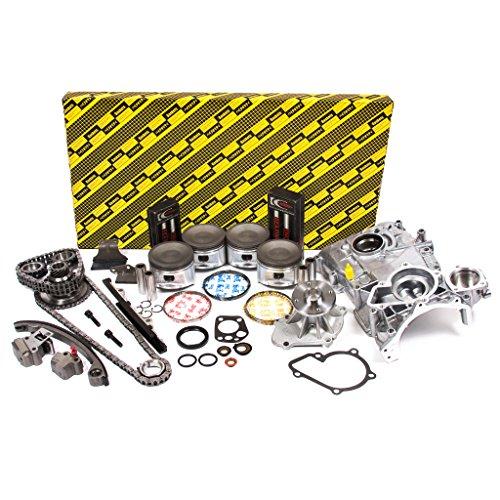 Evergreen OK3003/0/0/0 Fits 91-94 Nissan 240SX 2.4L DOHC 16V KA24DE Engine Rebuild Kit