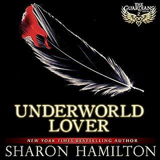 Underworld Lover audiobook cover art