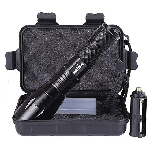 Foursevens ML-AE 1XCR123A 216-Lumen Mini 123/ML Cool White LED G2 Light, Black Finish