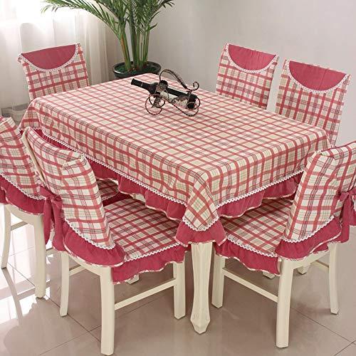 Decoratieve tuinstoel beschermset/plaid dining stoelhoezen, zacht en zacht/wasbaar, hotel | restaurant ceremonie | bankett | bruiloft | feestdecoratie C