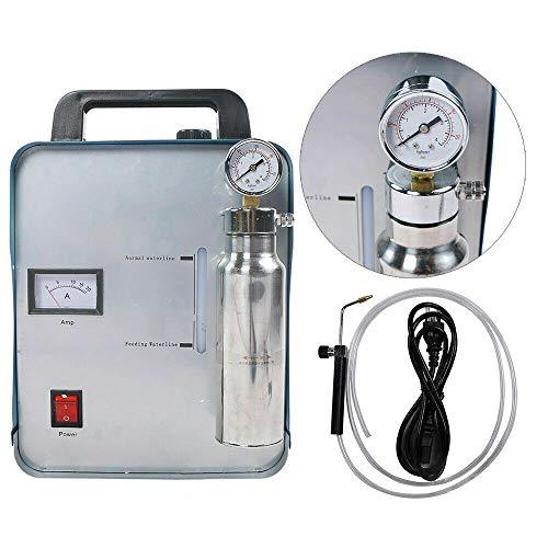 220V 95L Generatore di lucidatura acrilica a fiamma di gas idrogeno ,Generatori di ossigeno e idrogeno per saldatura e lucidatura