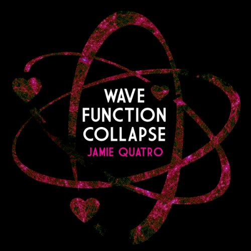 Wave Function Collapse audiobook cover art