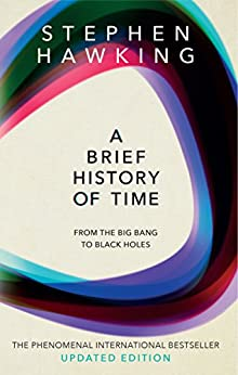 Book's Cover of A Brief History Of Time: From Big Bang To Black Holes (English Edition) Versión Kindle