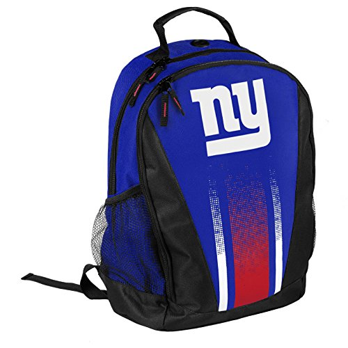 New York Giants 2016 Stripe Primetime Backpack - BPNF16PRSTPNG