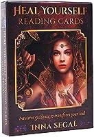 44の運命のタロットカード、運命の予測カードゲーム(英語)、カードゲームでカードを読んで自分を癒してください