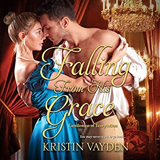 Falling from His Grace                   Written by:                                                                                                                                 Kristin Vayden                               Narrated by:                                                                                                                                 Morag Sims                      Length: 7 hrs and 37 mins     Not rated yet     Overall 0.0