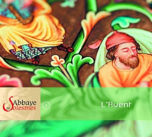 L\'Avent (les 4 messes) (With Pdf Booklet)