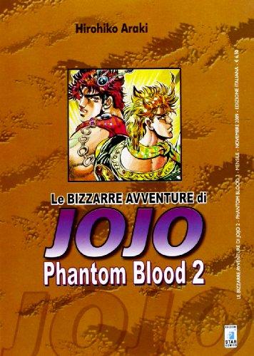 Phantom blood. Le bizzarre avventure di Jojo (Vol. 2)