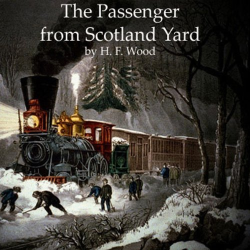 The Passenger from Scotland Yard audiobook cover art