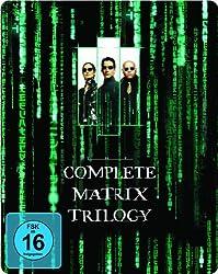 Matrix Trilogy Steelbook