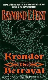 Krondor the Betrayal: Book One Of The Riftwar Legacy