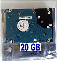 20 GB Disco Duro Compatible con Samsung Q25 Byron Q30 Plus DDR el portátil