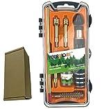 YOURBORE Handgun/Pistol Cleaning Kit for 9mm/.357cal.40cal.45cal,Gun Cleaning kit