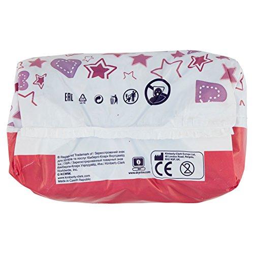 Braguitas absorbentes para ni/ñas de 4 2 Pack x 16 unidades 7 a/ños DryNites