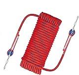 Awroutdoor Cuerda de Seguridad Cuerda de Escalada Profesional de Alta...