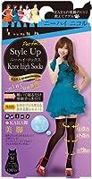 StyleUp ニーハイソックス M