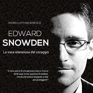 Edward Snowden: La voce silenziosa del coraggio copertina