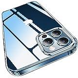 Elando Crystal Clear Case Compatible with...