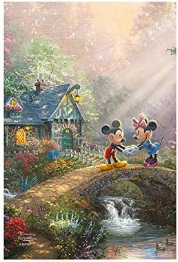 Flagology.com Disney Thomas Kinkade Super beauty product restock quality top! Mou Mouse Minnie Mickey Special price