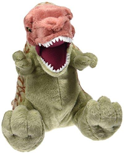 Wild Republic 18045 - NHM pluche dinosaurus T-Rex, 30 cm