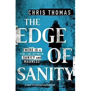 The Edge of Sanity a dark psychological thriller