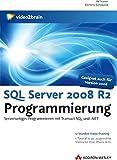 Pearson Education SQL Server 2008 R2 manual de software Alemán - Software de consulta (Sistema operativo, Alemán, Klemens Konopasek, video2brain, DVD)