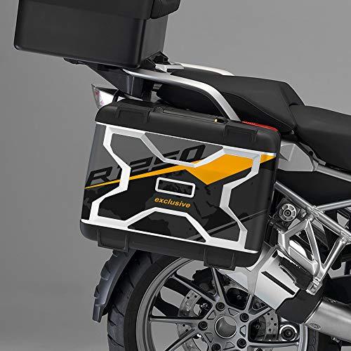 Kit 2 PROTECCIÓN Adhesiva Bolsas DE Suitcase Vario R 1250 GS Vario 2° Modello VV2-R1250GS (Exclusive)