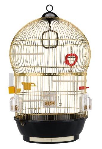 ファープラスト バリ ゴールド Bali Gold 鳥籠 ゲージ フルセット 小型鳥用