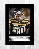 Engravia Digital Ryan Shazier (1) NFL Pittsburgh Steelers