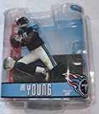 McFarlane NFL Series 15 VINCE YOUNG #10 - TENNESSEE TITANS Figur -