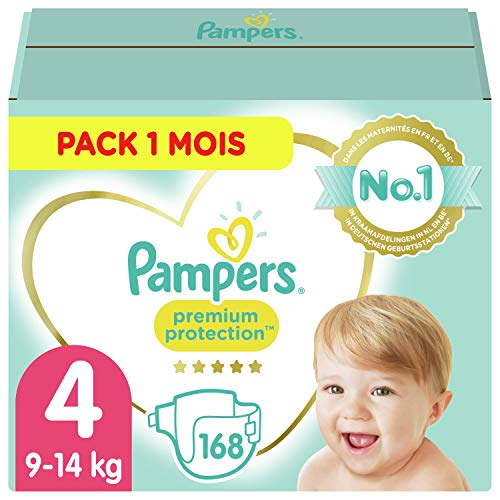 couche pampers carrefour