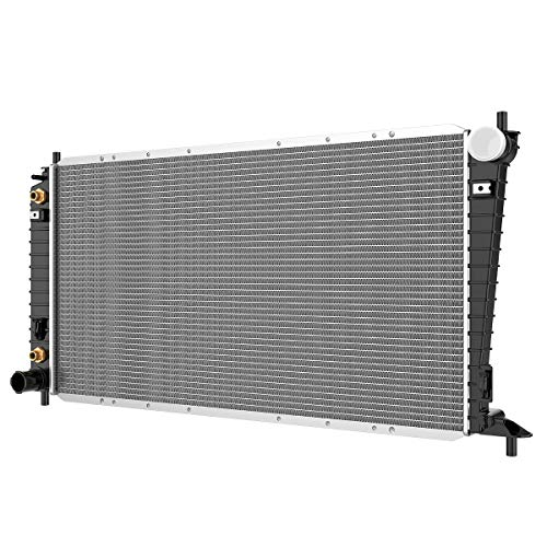 DWVO Radiator Compatible with 1999-2004 Ford F150, 1999-2003 F-250 F-350, 99-01...