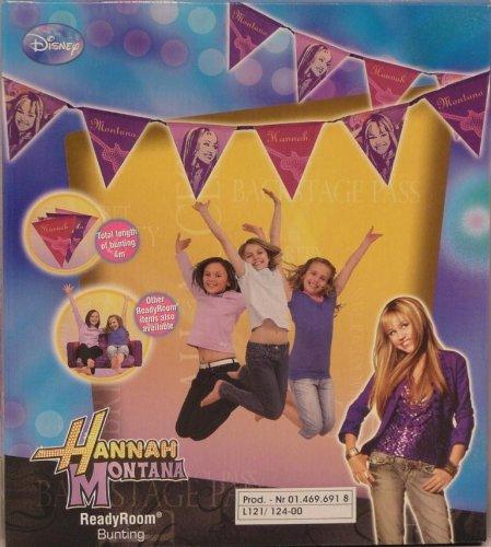 Worlds Apart-Disneys Hannah Montana Wimpelkette