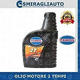 Olio Miscela Motore Tamoil Lubrificante 2t Per Motori 2 Tempi 1 Litro
