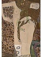 JINHAN 絵画クリムトオイル - 女神の木製ジグソーパズルのおもちゃ大人のゲームパズルロマンチックなクリスマス誕生日プレゼントを(300 / 500/1000個) ジグソーパズル (Size : 1000pcs)