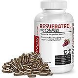 Resveratrol 500 Complex Red Wine Extract...