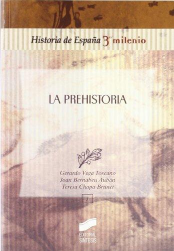 La prehistoria: 1012014 (Historia de España, 3er milenio)