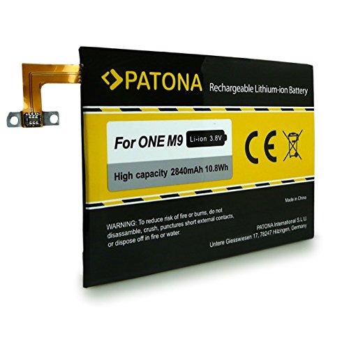 PATONA Bateria B0PGE100 Compatible con HTC One M9