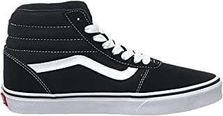 Vans Ward Hi Canvas, Sneaker a Collo Alto Uomo