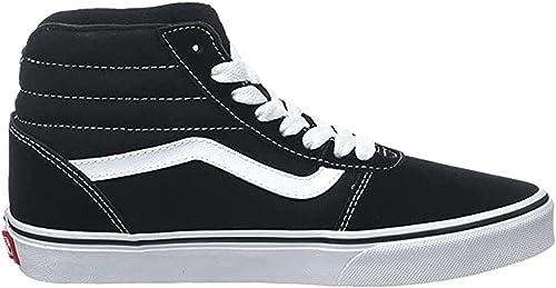 Vans Ward Hi Canvas, Sneaker a Collo Alto Uomo