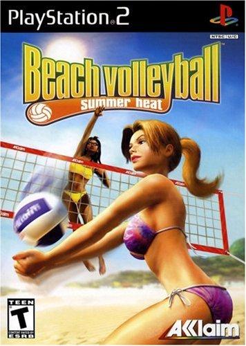 Summer Heat Beach Volleyball [DVD-ROM] [PlayStation2] [Importiert aus Frankreich]