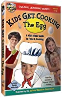 Kidvidz: Kids Get Cooking - The Egg [DVD] [Import]
