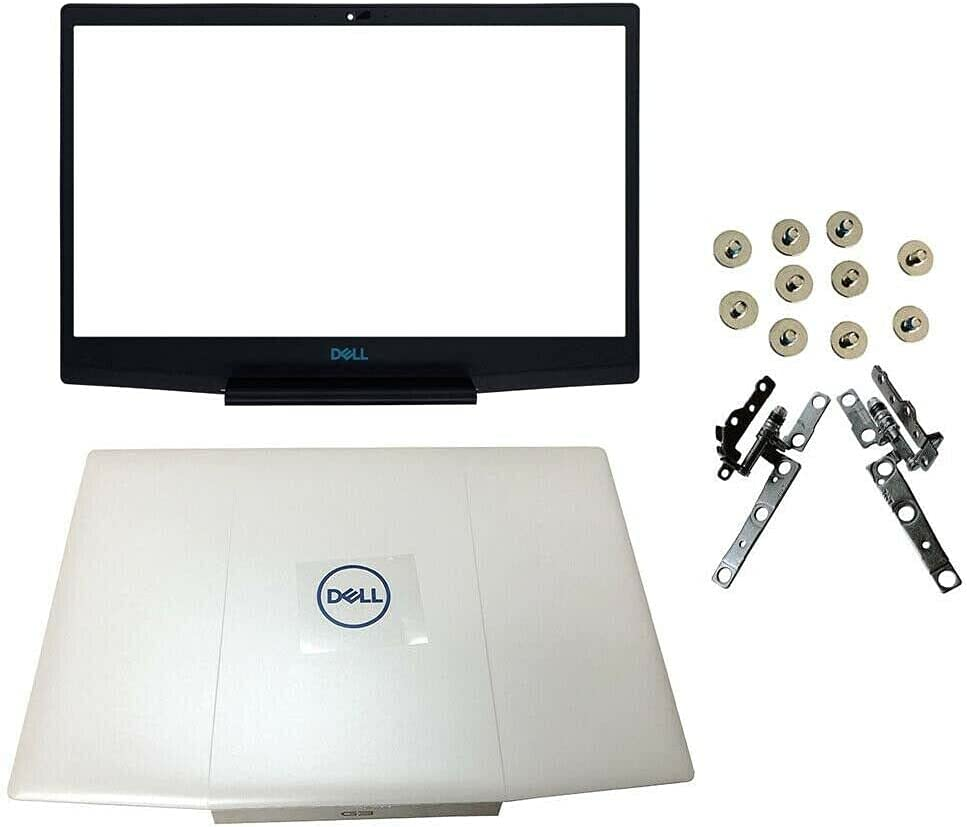 New for Dell G3 15 3590 LCD Back Cover 03HKFN Top case & Hinges & Screws & Bezel