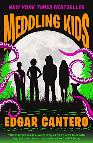 Meddling Kids: A Novel (Blyton Summer Detective Club Adventure)