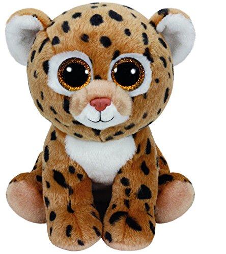 Carletto Ty 90231 Freckles Leopard Plüschtier, Mehrfarbig