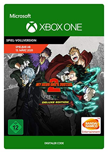 My Hero One's Justice 2: Deluxe Edition   Xbox One - Download Code