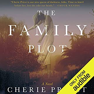 The Family Plot audiobook cover art
