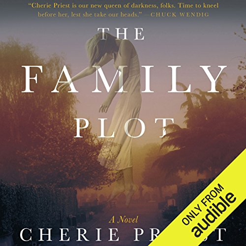 The Family Plot cover art